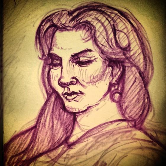12 - journal doodle