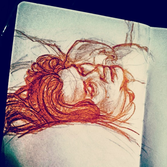 13 - journal doodle