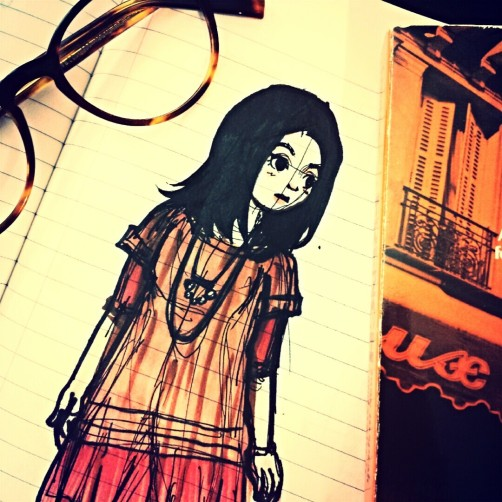 4 - journal doodle 2014