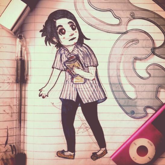 6 - journal doodle 2014