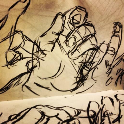 8 - journal doodle 2014