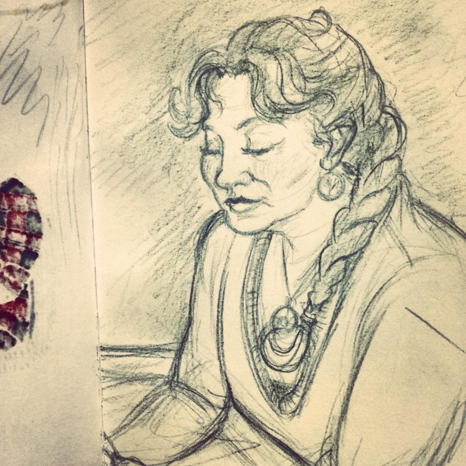 11 - journal doodle